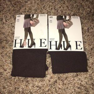 Hue Brown Tights